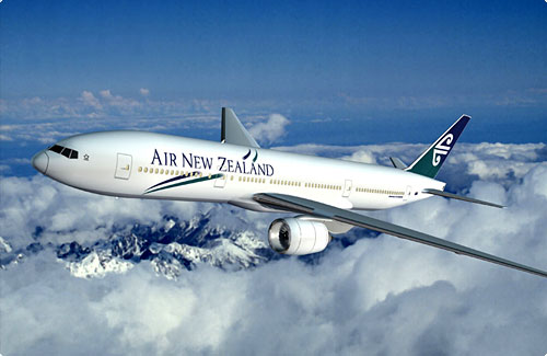 Air New Zealand best travel airline