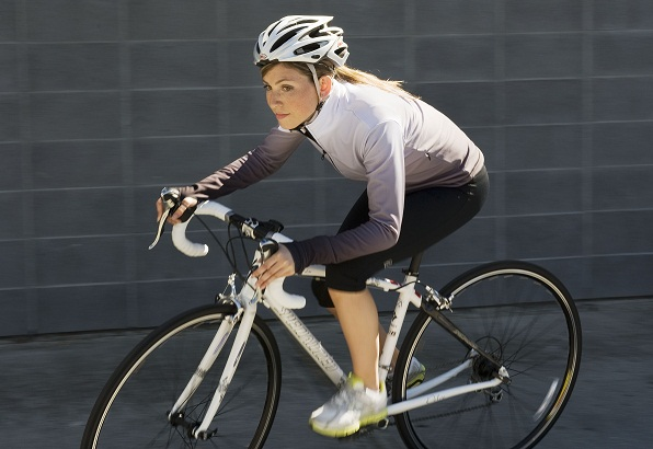 Krista Prendergast cycle wear