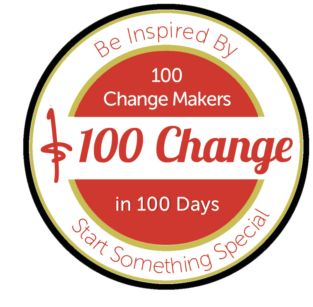 $100 Change initiative