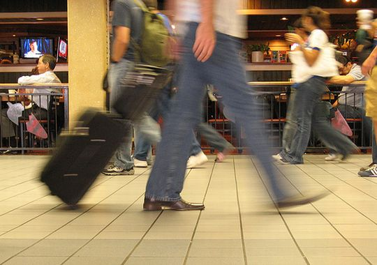 Five Weight Loss Tactics for Business Travelers