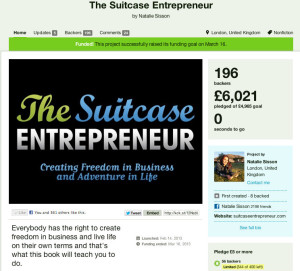 how to run a successful kickstarter campaign