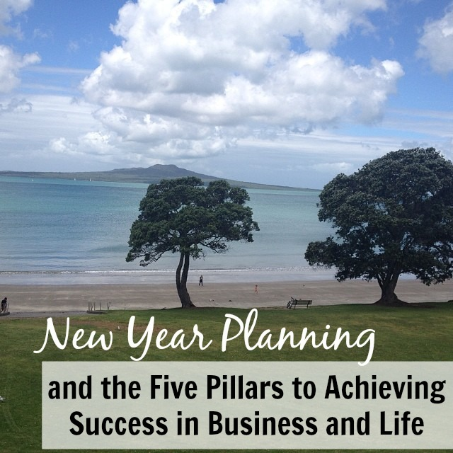 [TSE 69] New Year Planning and the Five Pillars to Achieving Success in Business and Life