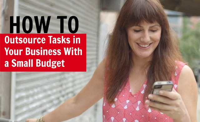 How to Outsource Tasks in Your Business With a Small Budget