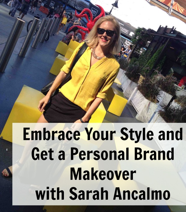 [TSE 71] Embrace Your Style and Get a Personal Brand Makeover with Sarah Ancalmo