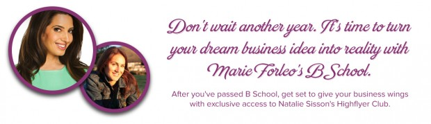 Will Marie Forleo's BSchool Really Make You Rich Happy and Hot?