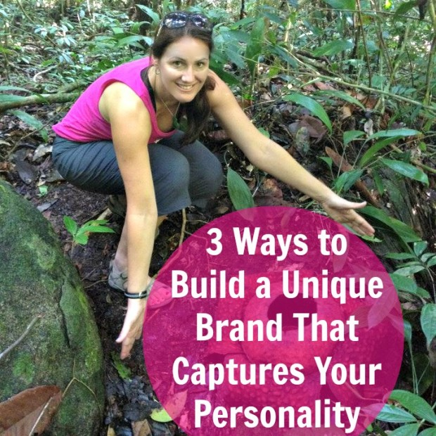 how to build your own personality