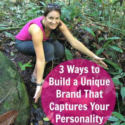 3 Ways to Build a Unique Brand That Captures Your Personality