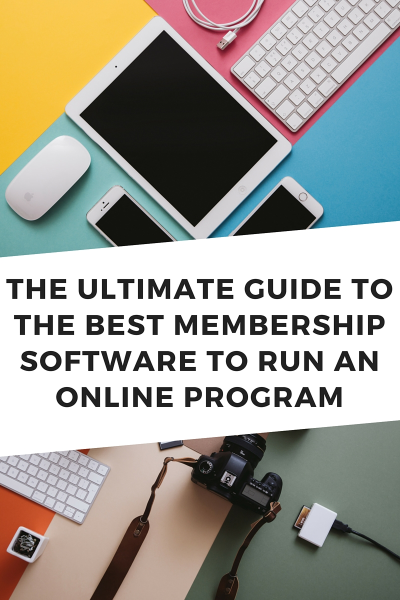 The Ultimate Guide to the Best Membership Software To Run an Online Program