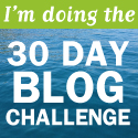 doingblogchallenge125x125 How Do I Need To Improve?
