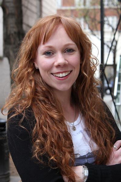 Amy Harrison Headshot