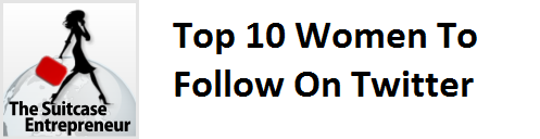 Top 10 Women to Follow on Twitter by Natalie Sisson