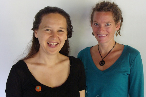 Janine Ogg and Jo Foster of Love Your Small Business
