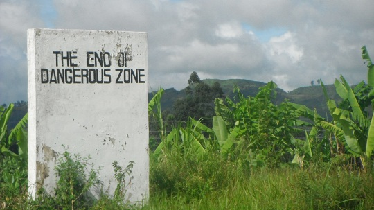 The End of the dangerous zone