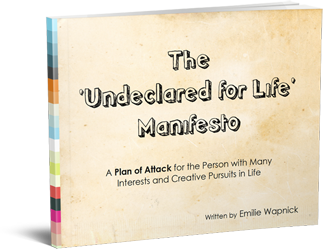 The Undeclared for Life Manifesto