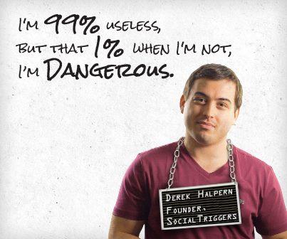 Derek Halpern Podcast photo