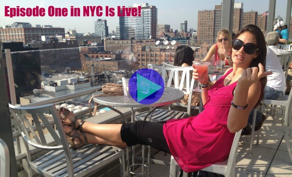Episode One in NYC with Natalie Sisson