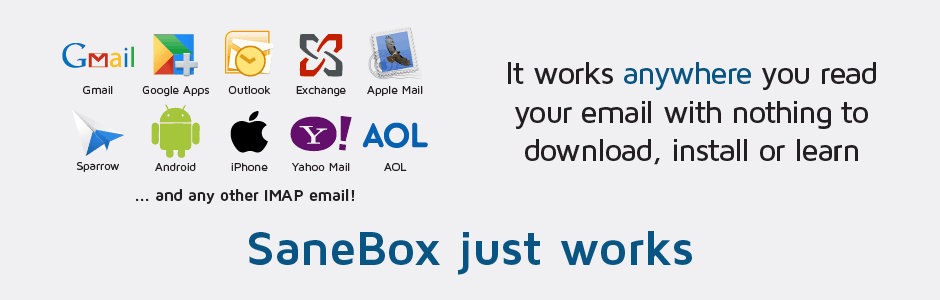 sanebox reduces your inbox madness