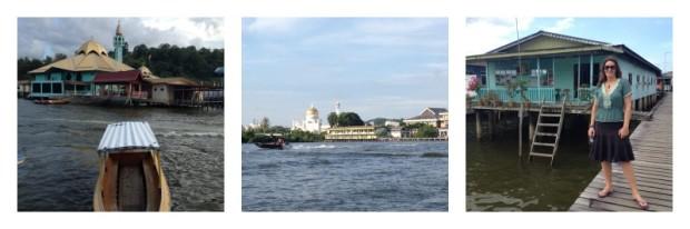 Brunei water trip