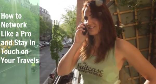 Natalie Sisson on Phone