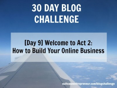Day 9 Build a business from anywhere
