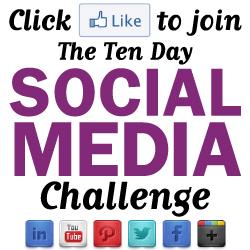 Social Media Challenge ad