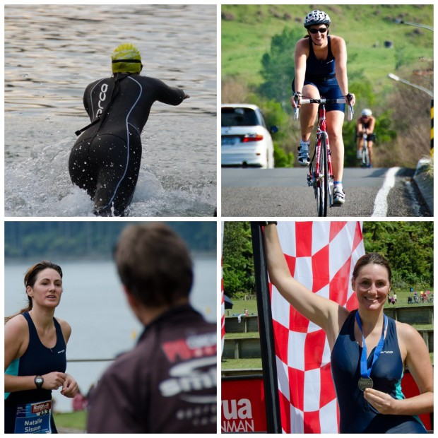 Quarter Ironman Montage for Natalie Sisson