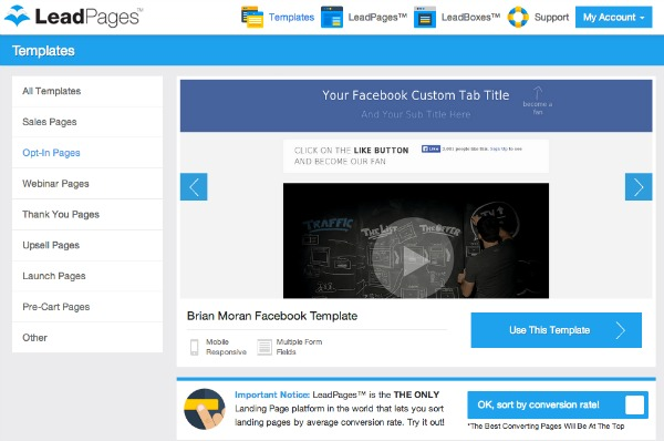 how to build a facebook business page 2014