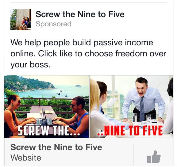 Screw the Nine to Five