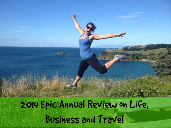 Annual Review of the Suitcase Entrepreneur 2014