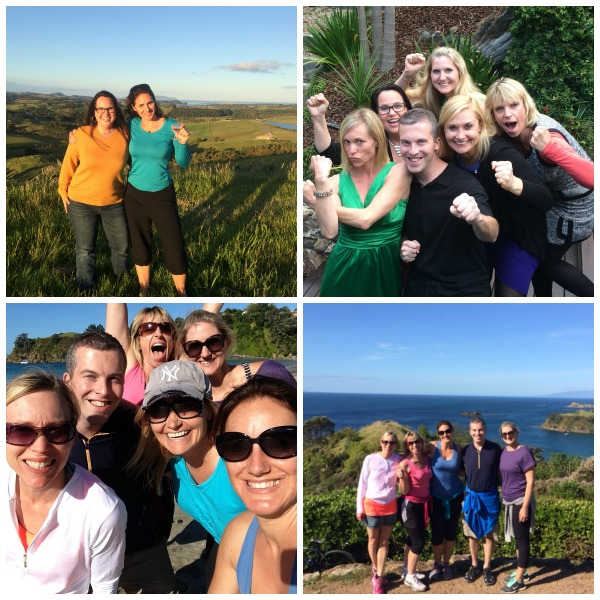 Waiheke Island Mastermind retreat at Te Toki Retreat lodge